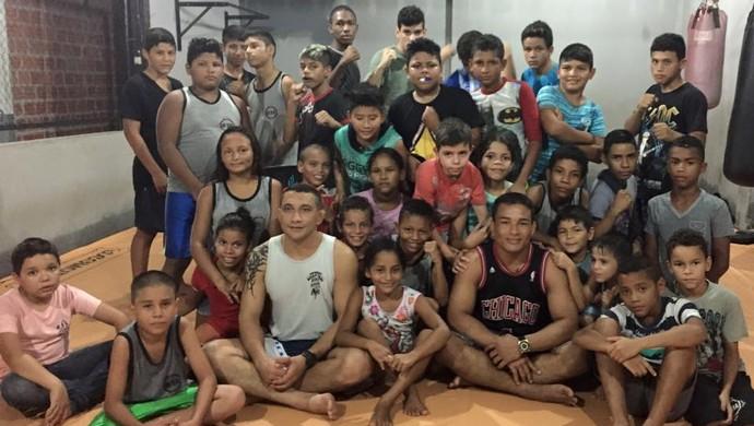 John Macapá; MMA; Amapá (Foto: Reprodução/Facebook)