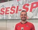 Atrás do título da Superliga, Sesi-SP contrata Riad até o fim da temporada