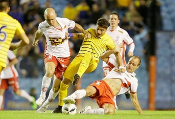 Boca Juniors Huracan (Foto: Divulgação/Boca Juniors)