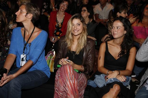 Sasha no Fashion Rio (Foto: Felipe Panfili / AgNews)