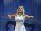 Após acidente, Danielle Winits reestreia o musical 'Xanadu' no Rio