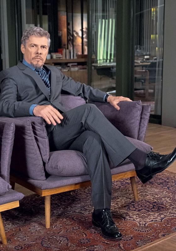 José Mayer,ator (Foto: Renato Rocha Miranda/TV GLOBO)