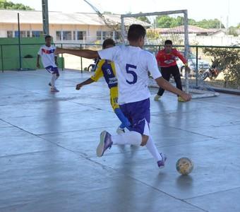 Futsal Sub-15 Roraima (Foto: Nailson Wapichana)