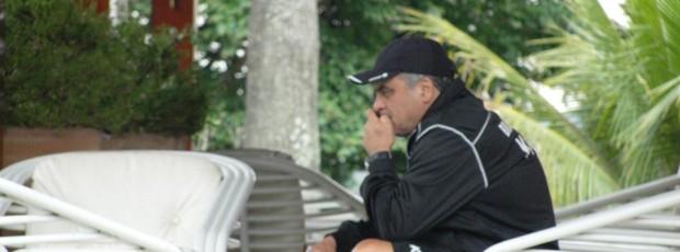 Benazzi Bragantino (Foto: Arthur Costa/ Globoesporte.com)