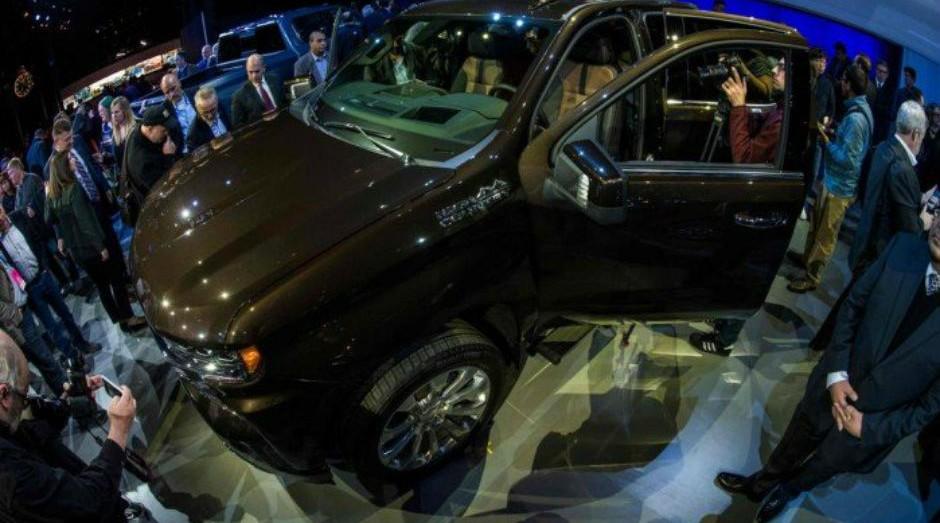 Modelo 2019 do Chevrolet Silverado (Foto: Reprodução)