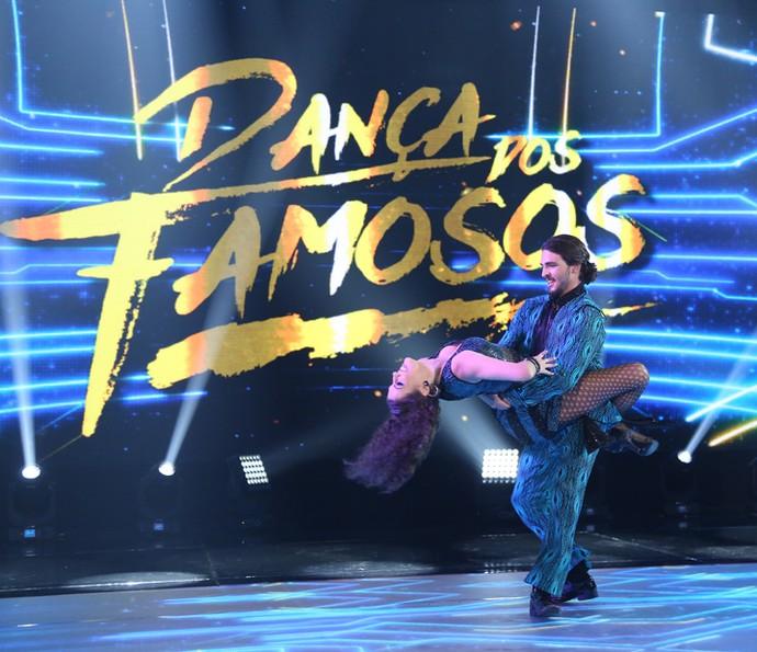 Brenno Leone estreia na Dança dos Famosos 2016 (Foto: Carol Caminha/Gshow)