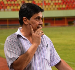 Ulisses Torres, técnico do Andirá (Foto: Duaine Rodrigues)