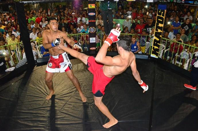 Norte Leste Fight Manaus (Foto: Divulgação)