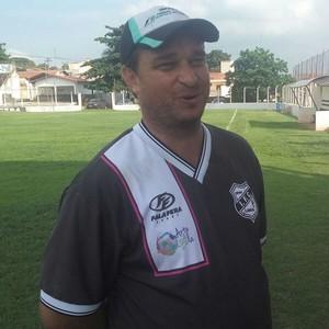 Jamelli Treinador Independente-SP Galo (Foto: Jonathan Bueno / Independente FC)