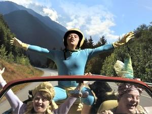 Filme 'Colegas' é um dos destaques da mostra de filmes (Foto:  Divulgação)