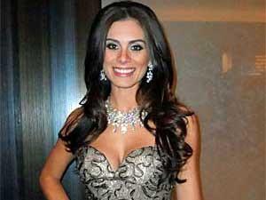 A brasileira Gabriela Markus ficou na 5ª colocação. (Foto:  Evelyn Rodrigues / Especial para o G1)