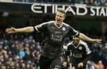 Leicester bate Manchester City fora e abre cinco pontos no Inglês (Reuters)