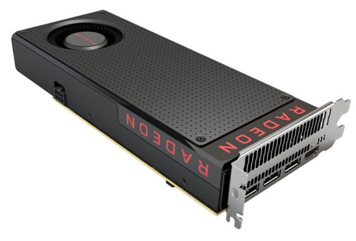 Com 150 watts, placa da AMD deve gastar menos energia do que a Nvidia (Foto: Divulgação/AMD)