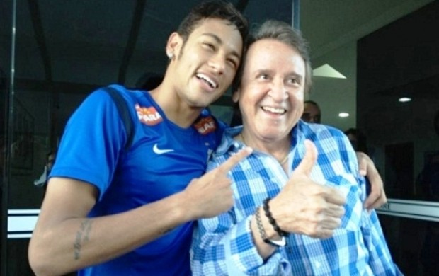 Neymar Kiko capa (Foto: Divulgação / Site oficial de Neymar)