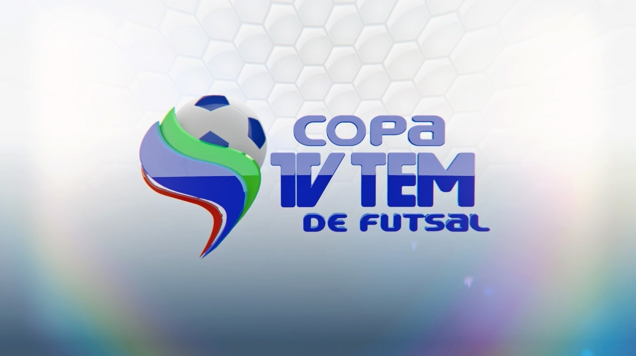 Copa TV TEM de Futsal agita o esporte do interior paulista (Foto: Arte/TVTEM)