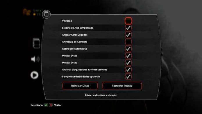 Personalize as opções (Foto: Reprodução/Murilo Molina)