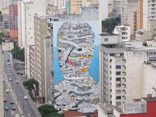 Fachadas segundo brasileiros (Foto: Divulgação)