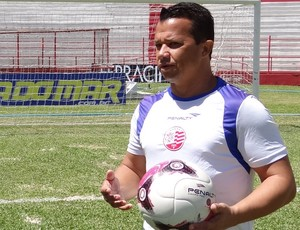Kuki - Náutico (Foto: Elton de Castro/GloboEsporte.com)