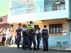 PM reage a assalto e mata criminoso (Reprodução/ TV Gazeta)