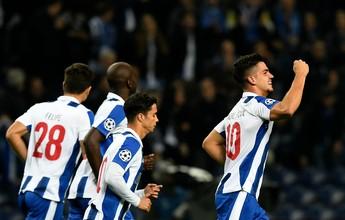 Com golaços, Porto passeia, avança e impõe primeira derrota a líder Leicester