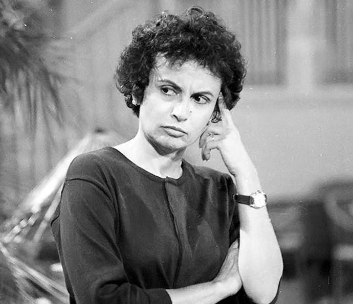 Joana Fomm como Carmem Maura em Vamp (1991) (Foto: Memória Globo)