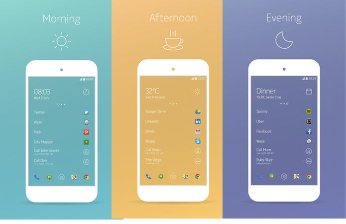 Z Launcher, da Nokia, chega a Beta público para download na Play Store (Foto: Reprodução)