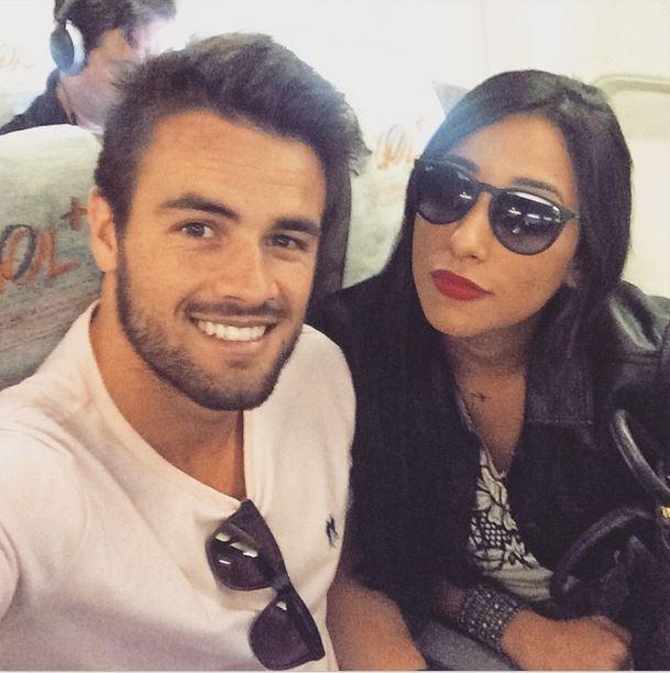 Ex-BBBs Rafael e Talita (Foto: Instagram)