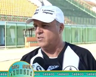 Paulo Campos, técnico do Resende já viveu nos quatro cantos do mundo. E conta tudo para gente (Foto: Reprodução Rio Sul Revista)