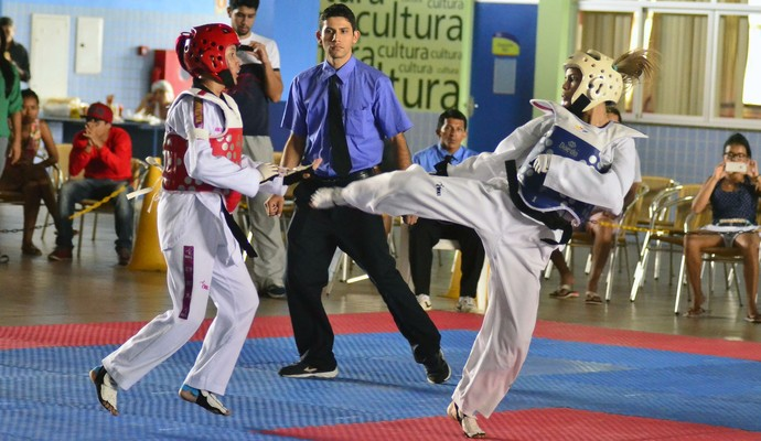 LDU Manaus (Foto: Antônio Lima/Sejel)