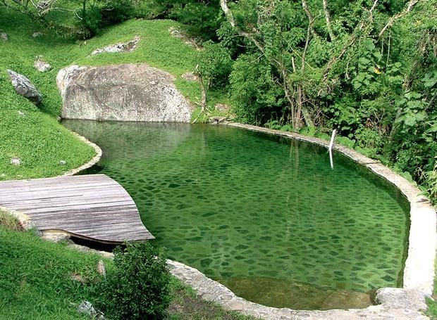 Piscina natural projetos inspiradores e como criar a sua casa e jardim paisagismo - Piscinas de montar ...