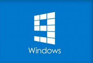 Suposto logotipo do Windows 9 teria sido publicado por acidente em site chinês (Foto: Reprodução/CNbeta)