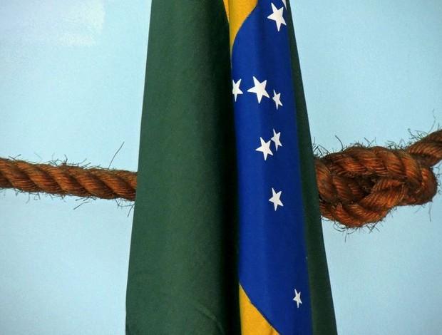 Blog Torcida Coritiba - corda nó laço bandeira Brasil