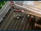 Tênis atirado em cabos da Supervia interrompe circulação de trens no RJ