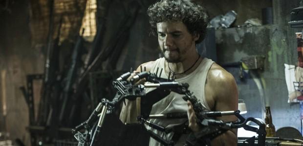 Wagner Moura em Elysium  (Foto: Kimberley French/IMDB)