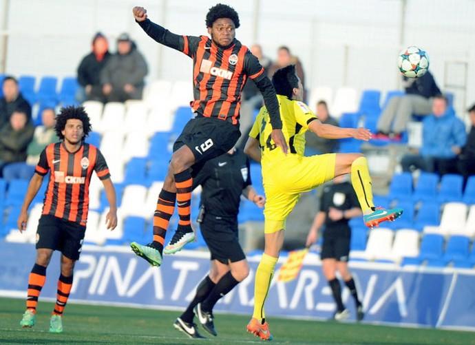 Luiz Adriano, Shakhtar Donetsk (Foto: Divulgação / Site Oficial do Shakhtar)