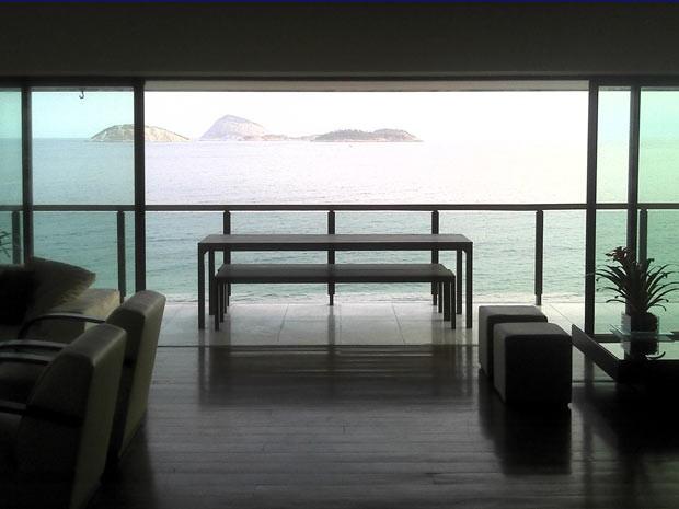 Apartamento na Vieira Souto, com 280 m², está à venda por R$ 11 milhões (Foto: Divulgação)