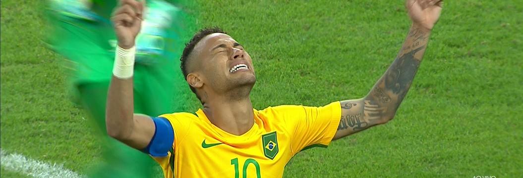 Brasil x Alemanha - Jogos Olímpicos - Futebol masculino 2016-2016 ... 5e29d0fd6c868