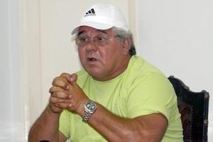 Paulo Marcos é o novo técnico do Americano (Foto: Assessoria Americano)
