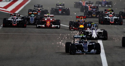 AS CORRIDAS (Getty Images)