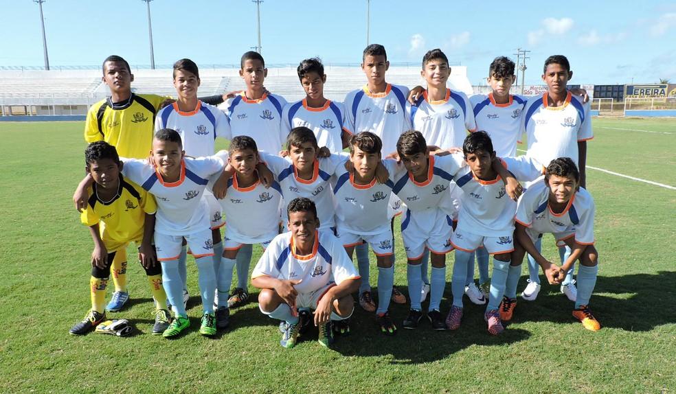 Goianinha é a atual campeã da Copa Escolar Garoto Bom de Bola  (Foto: Divulgação/SEEL)