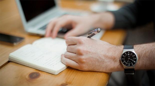 Anote tudo antes da reunião e tenha objetivos claros (Foto: Reprodução )