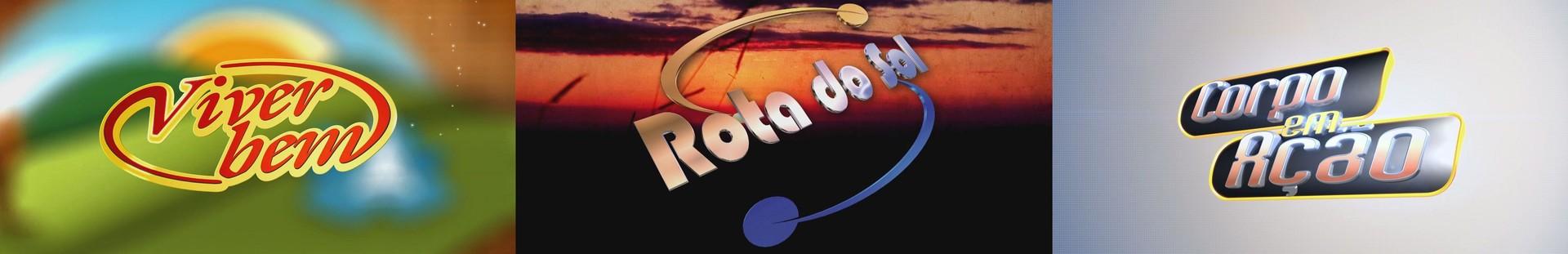 Programas local da TV Tribuna (Foto: Reprodução)