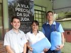 Asilos em cidades de MG ganham cobertores de tecidos reciclados