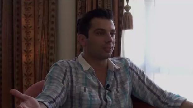 Luis Aguiar diz que Fifa provavelmente participa de esquema de venda de ingressos ilegal (Foto: Reprodução SporTV)