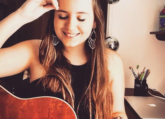 Dani Lino confessa que quase desistiu de ser cantora (Foto: Arquivo pessoal)