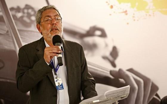 O ex-presidente da EBC Ricardo Melo (Foto: Agência Brasil)