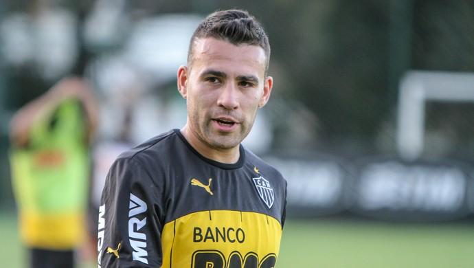 Otamendi, zagueiro do Atlético-MG (Foto: Bruno Cantini / Atlético-MG)