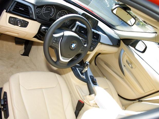 BMW 328i (Foto: Divulgação)