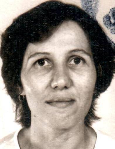 Edete Gioacomelli foi encontrada morta (Foto: Arquivo pessoal)