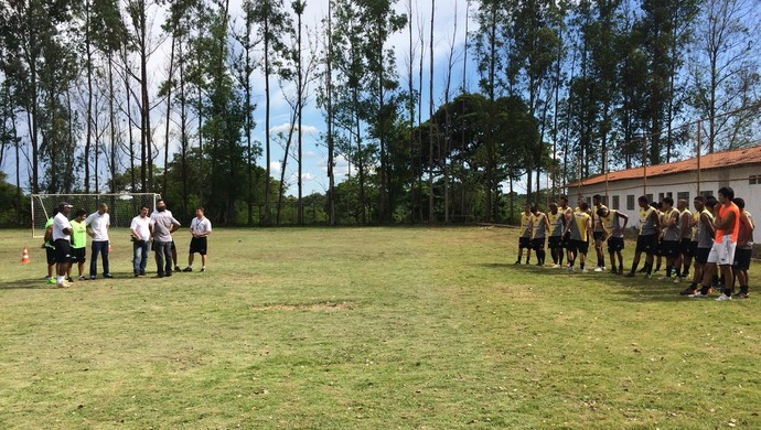 Mixto treinos 2015 (Foto: Lucas de Senna/TVCA)